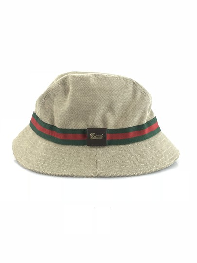 gucci khaki bucket hat tradesy. Black Bedroom Furniture Sets. Home Design Ideas