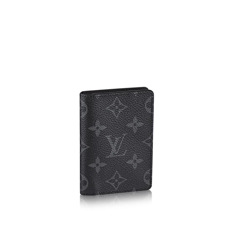 louis vuitton new 2017 made in france pocket organiser. Black Bedroom Furniture Sets. Home Design Ideas