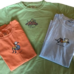 Life is Good trio of life is good tees