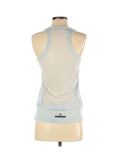 Item - Gray Breathable Mesh Tank Activewear Top Size 4 (S, 27)