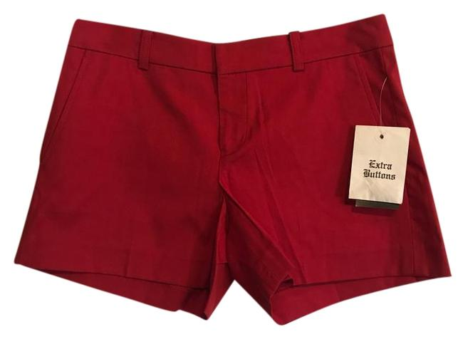 Item - Red Style# 12g7960 Shorts Size 4 (S, 27)