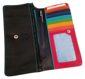 MyWalit MyWalit Multicolor leather Wallet