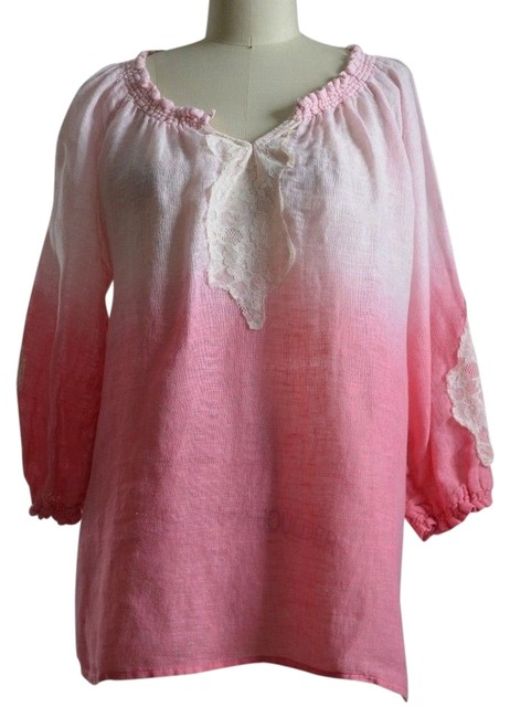 Preload https://item3.tradesy.com/images/chico-s-chicos-boho-tunic-pink-2222232-0-0.jpg?width=400&height=650