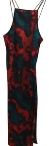 multi colored Maxi Dress by Silence + Noise