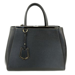 Fendi 2jours Tote in Black