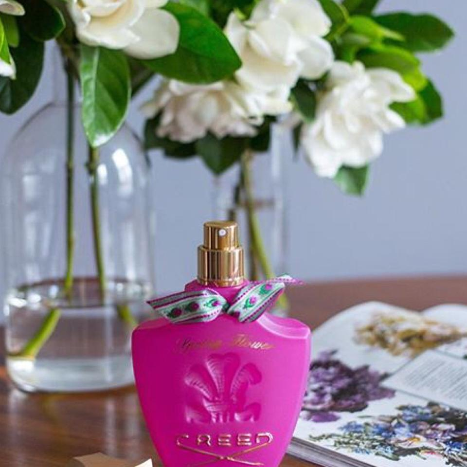 Creed Pink Flower Fragrance Tradesy