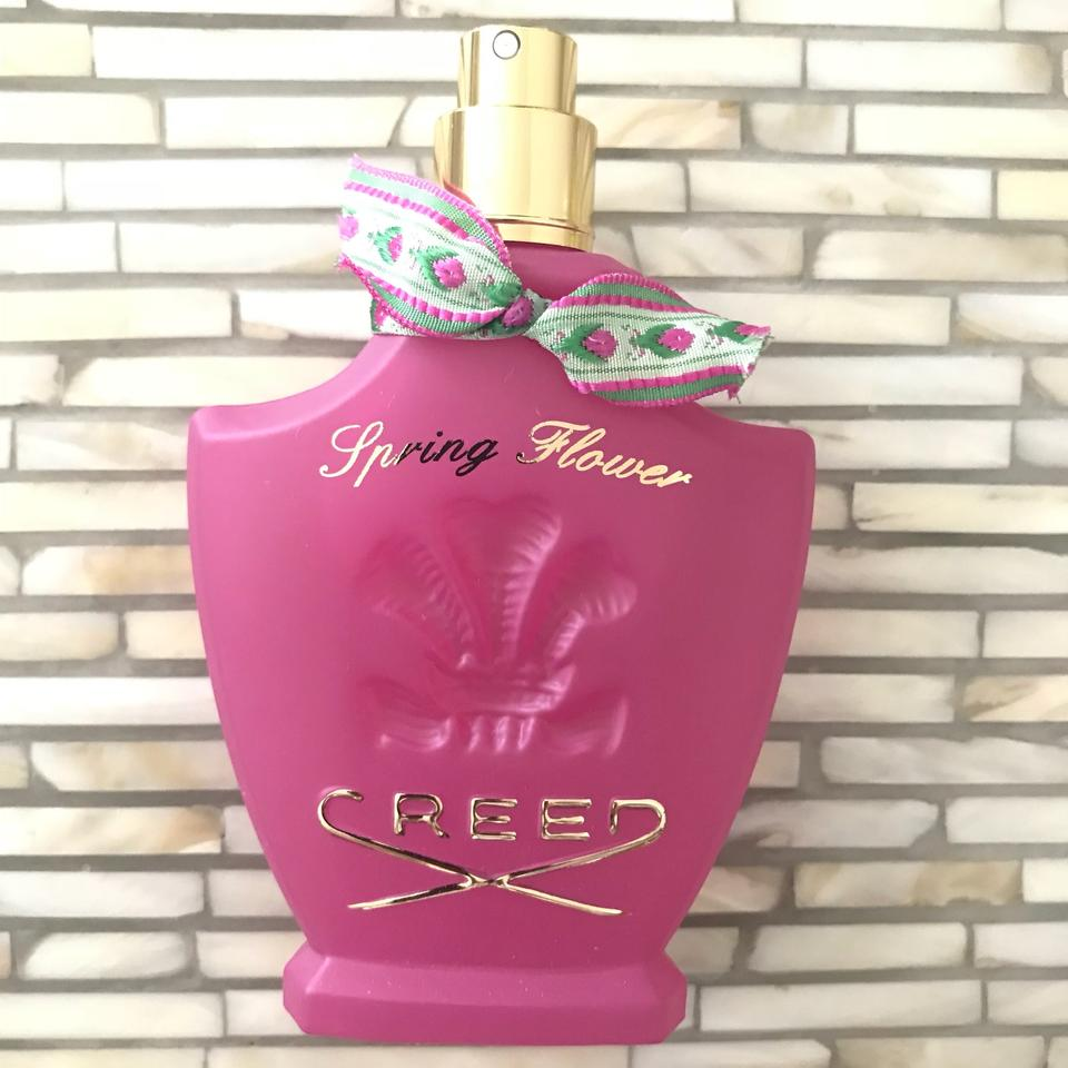 Creed pink flower fragrance tradesy creed creed spring flower 12345678910 mightylinksfo