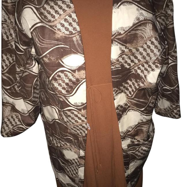 Preload https://img-static.tradesy.com/item/22223165/independent-clothing-co-brown-and-off-white-waxed-cardigan-size-14-l-0-2-650-650.jpg