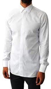 J. Lindeberg Button Down Shirt White