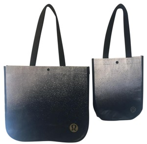 Lululemon Reusable Large Shopping Tote in Black
