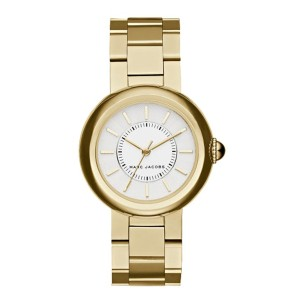 Marc Jacobs Women's Courtney Stainless-Steel Two-Hand Watch MJ3465
