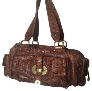 Rafe Satchel in brown