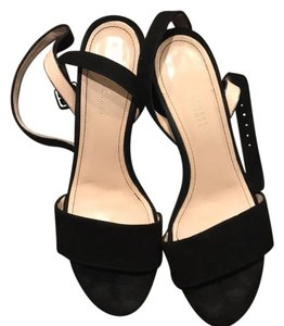 Barneys New York black Sandals