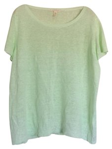 Eileen Fisher Top Lime Green