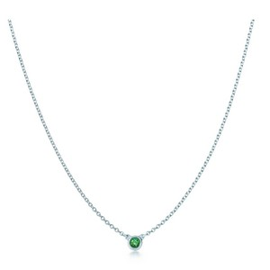 f3a4ddf6b Green Tiffany & Co. Necklaces - Up to 90% off at Tradesy