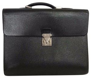Louis Vuitton Black Travel Bag