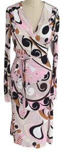 multi color Maxi Dress by Emilio Pucci