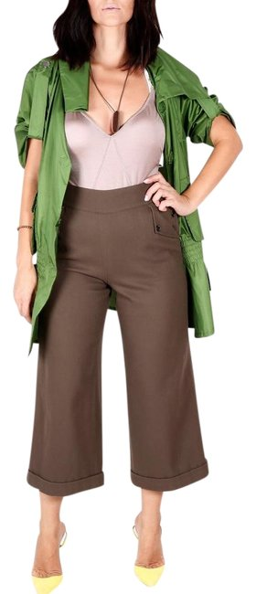 Item - Green Olive Pants Size 4 (S, 27)