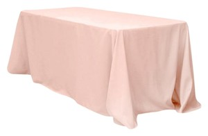 6 - X 90 X 132 Rectangular Oblong Polyester Tablecloth