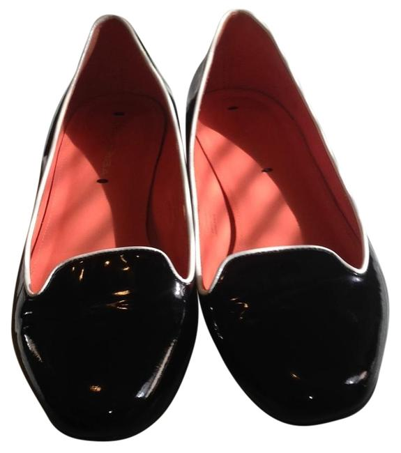 Via Spiga Black Smoking Slippers Flats Size US 9 Regular (M, B) Via Spiga Black Smoking Slippers Flats Size US 9 Regular (M, B) Image 1