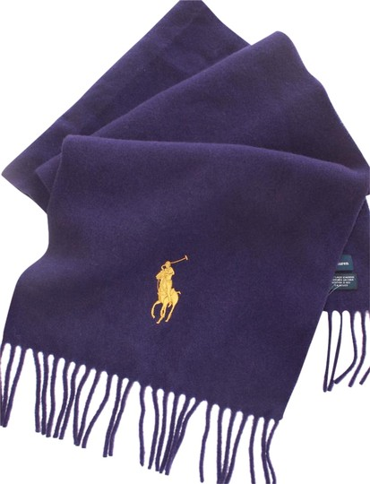 Preload https://img-static.tradesy.com/item/22228524/ralph-lauren-lavender-lambs-wool-new-pony-large-scarfwrap-0-1-540-540.jpg