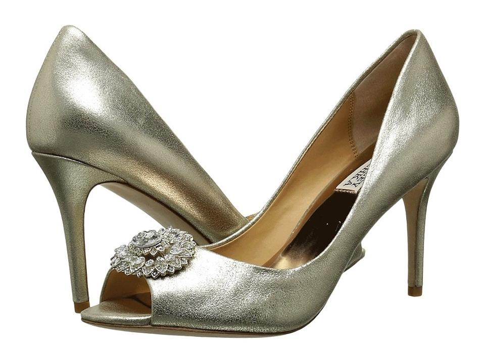 Badgley Metallic Mischka Metallic Badgley Roanna Ii Formal Shoes 2f6c97