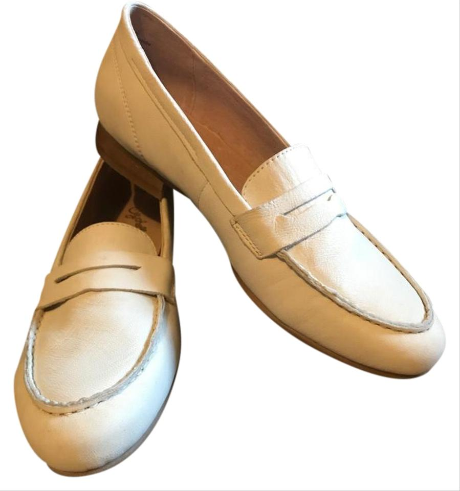 Seychelles Off White Campaign Penny Loafer Flats Size Us 6 Regular