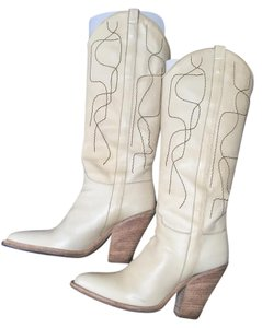 Sartore Light beige Boots