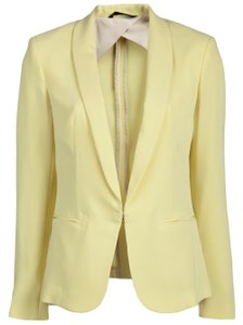 Rag & Bone Sport Coat Jacket Yellow Blazer