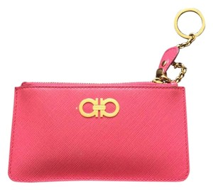 Salvatore Ferragamo Salvatore Ferragamo Small Wallet and Key chain