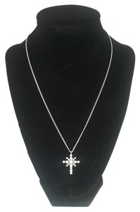 Camrose & Kross Starlight Cross Jacqueline Kennedy Necklace