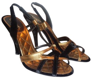 4c47fb29e Brown Chanel Sandals - Up to 90% off at Tradesy
