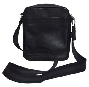 Coach Mens F54782 54782 F54782 Black Messenger Bag