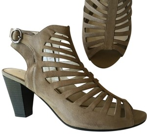 Gerry Weber Leather taupe Boots