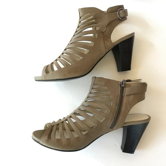 Gerry Weber Leather taupe Boots Image 1