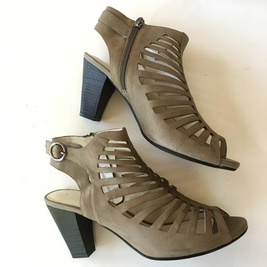 Gerry Weber Leather taupe Boots Image 3