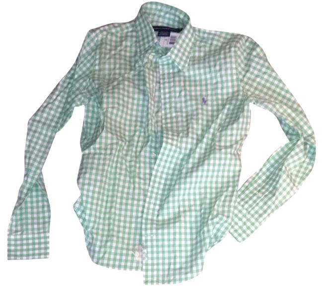 Preload https://item3.tradesy.com/images/polo-sport-button-down-top-size-10-m-2223147-0-0.jpg?width=400&height=650
