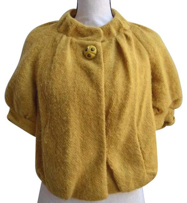 Preload https://img-static.tradesy.com/item/22231565/anthropologie-yellow-leifsdottir-kid-mohair-cropped-fuzzy-spring-jacket-size-4-s-0-1-650-650.jpg