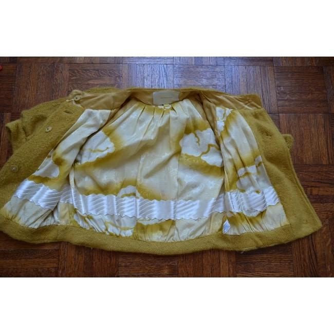 Anthropologie yellow Jacket Image 6