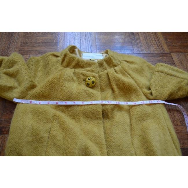 Anthropologie yellow Jacket Image 8