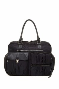 Bueno Collection Black Travel Bag