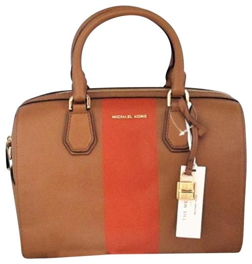 Preload https://img-static.tradesy.com/item/22231815/michael-kors-mercer-medium-duffel-satchel-tote-hobo-cross-body-acorn-orange-leather-shoulder-bag-0-4-540-540.jpg
