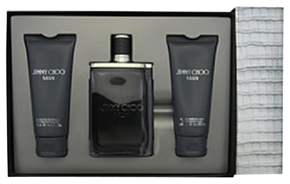 99613b9c65cf Jimmy Choo Jimmy Choo men Eau De Toilette Spray 3.3 oz Gift Set Image 0 ...