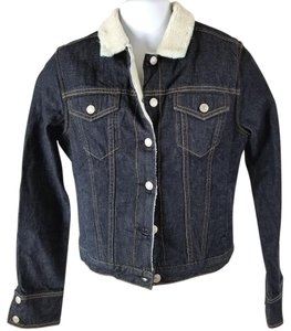Rag & Bone Blue Jean Jacket