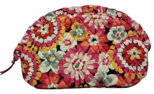 Preload https://img-static.tradesy.com/item/22232606/vera-bradley-large-printed-cosmetic-case-ruffle-detail-pink-with-multicolored-floral-print-cotton-cl-0-1-540-540.jpg