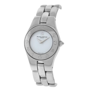 Baume & Mercier Authentic Ladies Baume & Mercier Linea 65305 Steel 24MM Quartz