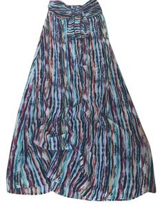 multicolored Maxi Dress by Xhilaration