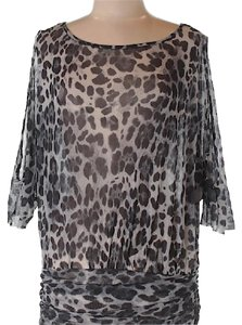 Sweet Pea by Stacy Frati Top animal print