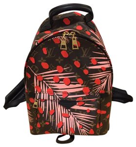 Louis Vuitton Jungle Palms Spring Mini Palms Springs Pm Limited Edition Backpack