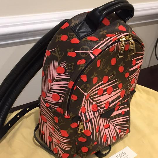 Louis Vuitton Jungle Palms Spring Mini Palms Springs Pm Limited Edition Backpack Image 5